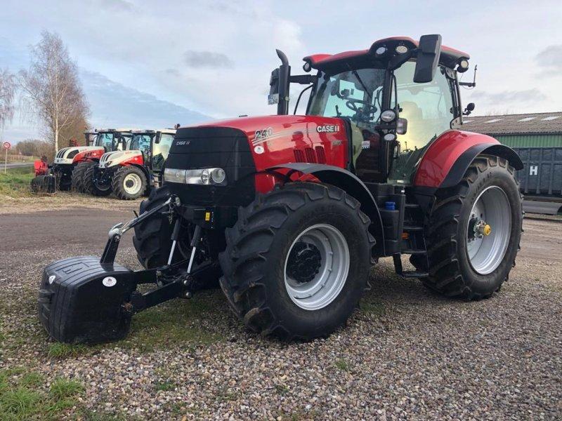 Traktor des Typs Case IH PUMA 240 CVX, Gebrauchtmaschine in Klempau (Bild 1)