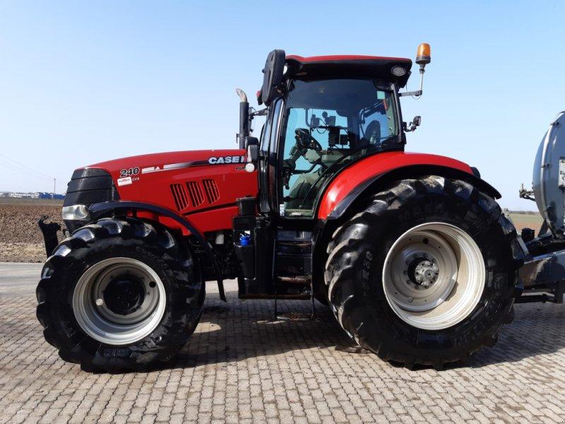 Traktor tip Case IH PUMA 240 CVX, Gebrauchtmaschine in Oberwerrn (Poză 1)