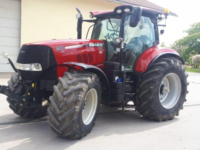 Traktor des Typs Case IH PUMA 240 CVX, Gebrauchtmaschine in Pfakofen (Bild 1)