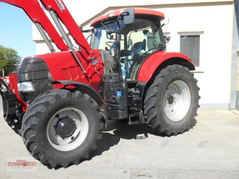 Traktor des Typs Case IH Puma CVX 160, Gebrauchtmaschine in Holzhausen (Bild 3)