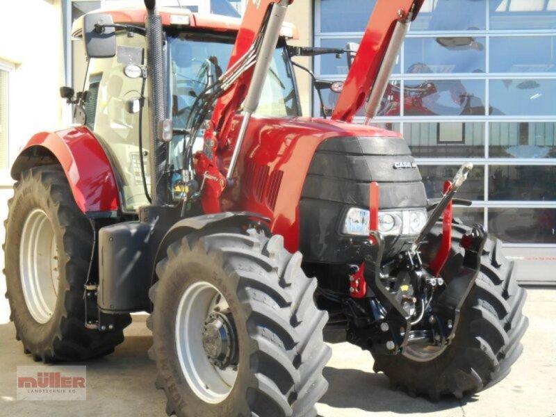 Traktor des Typs Case IH Puma CVX 160, Gebrauchtmaschine in Holzhausen (Bild 1)