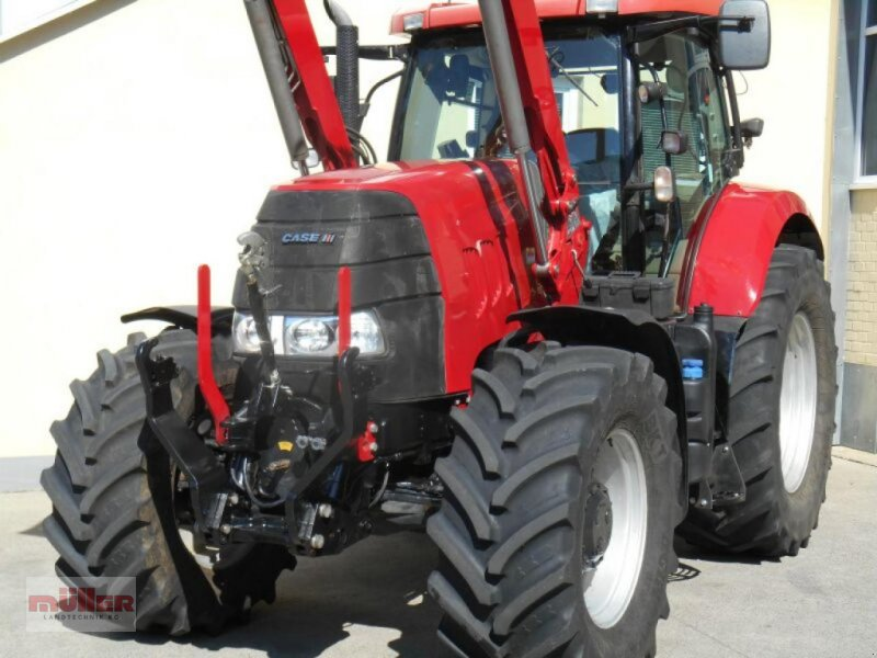 Traktor des Typs Case IH Puma CVX 160, Gebrauchtmaschine in Holzhausen (Bild 2)