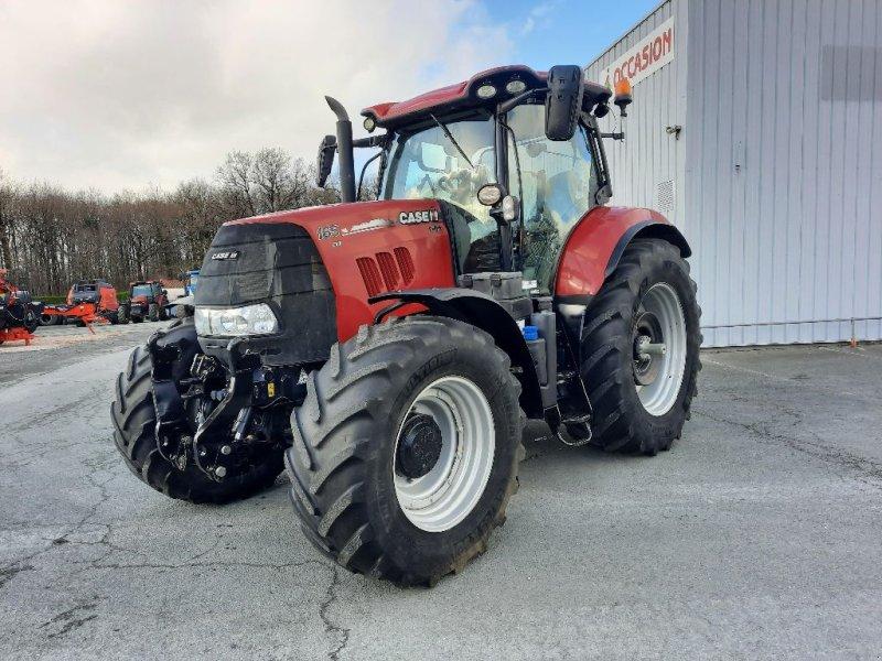 Traktor типа Case IH PUMA CVX 165, Gebrauchtmaschine в LES ESSARTS (Фотография 1)