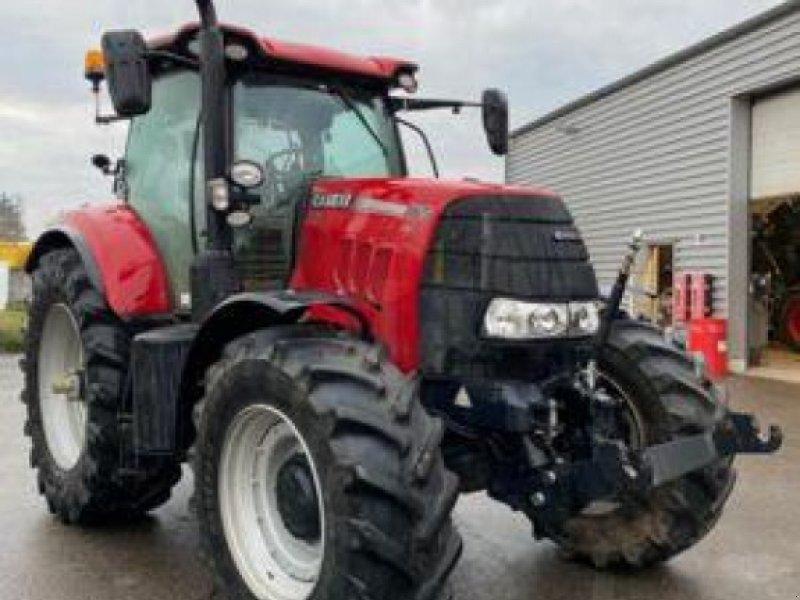 Traktor des Typs Case IH PUMA CVX 165, Gebrauchtmaschine in Sainte-Croix-en-Plaine (Bild 1)