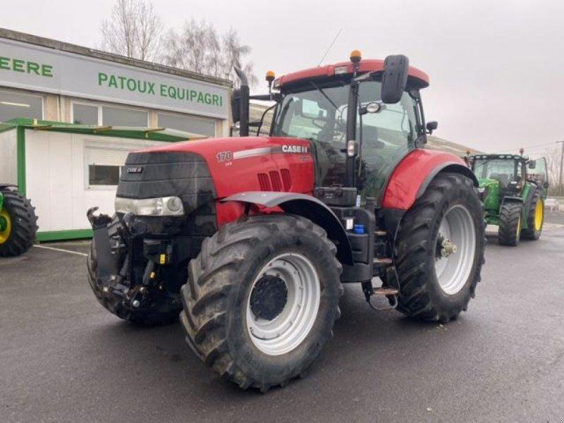 Traktor tip Case IH PUMA CVX 170, Gebrauchtmaschine in Richebourg (Poză 1)