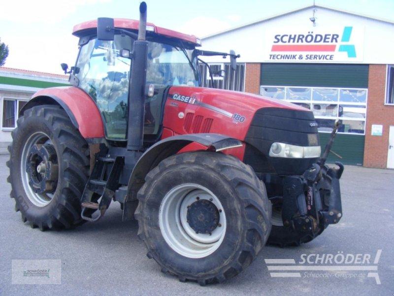 Traktor des Typs Case IH Puma CVX 180, Gebrauchtmaschine in Leizen (Bild 1)