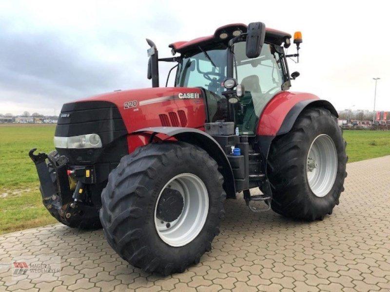 Traktor des Typs Case IH PUMA CVX 200 SCR + FZW, Gebrauchtmaschine in Oyten (Bild 1)