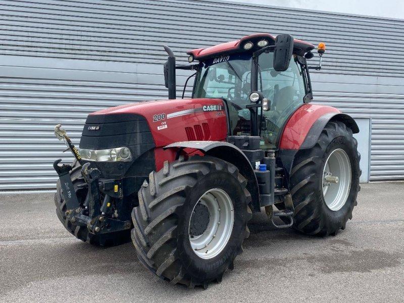 Traktor des Typs Case IH Puma CVX 200, Gebrauchtmaschine in Ste Catherine (Bild 1)