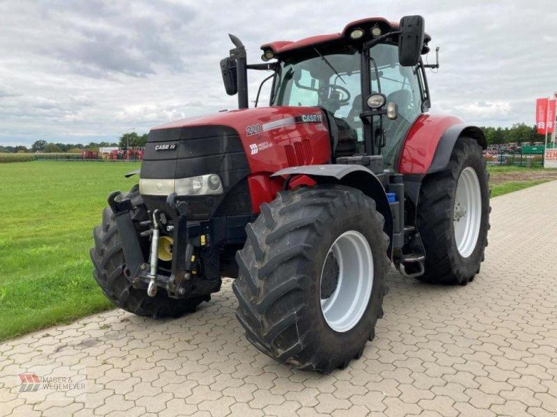 Traktor tip Case IH PUMA CVX 220 MIT FRONTZAPFWELLE, Gebrauchtmaschine in Oyten (Poză 1)