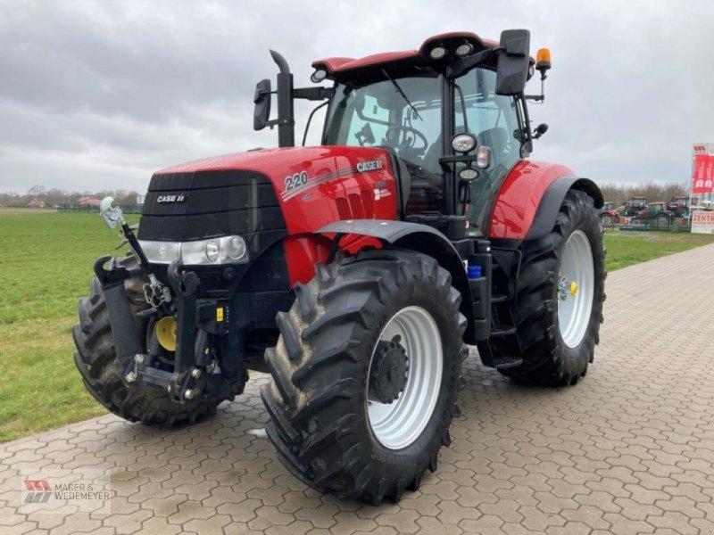 Traktor des Typs Case IH PUMA CVX 220 SCR M. FRONTZAPFWELLE, Gebrauchtmaschine in Oyten (Bild 1)