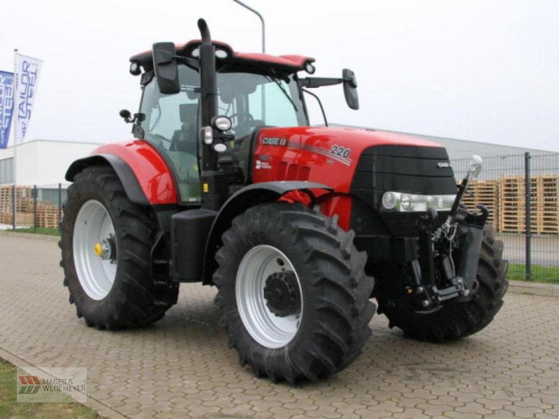Traktor des Typs Case IH PUMA CVX 220 SCR, Gebrauchtmaschine in Oyten (Bild 3)
