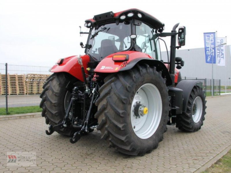 Traktor des Typs Case IH PUMA CVX 220 SCR, Gebrauchtmaschine in Oyten (Bild 4)