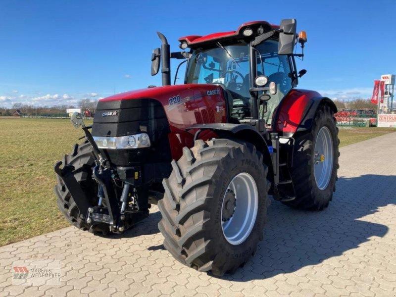 Traktor des Typs Case IH PUMA CVX 220 SCR, Gebrauchtmaschine in Oyten (Bild 1)