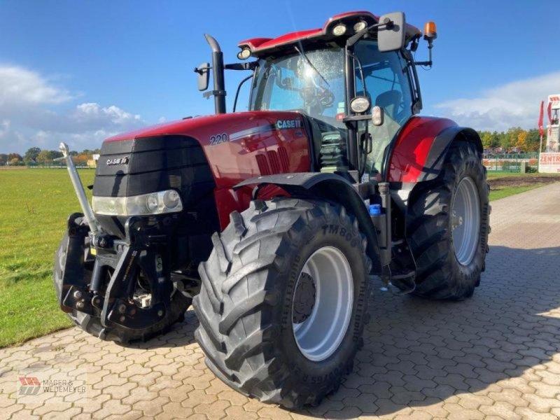 Traktor tip Case IH PUMA CVX 220, Neumaschine in Oyten (Poză 1)