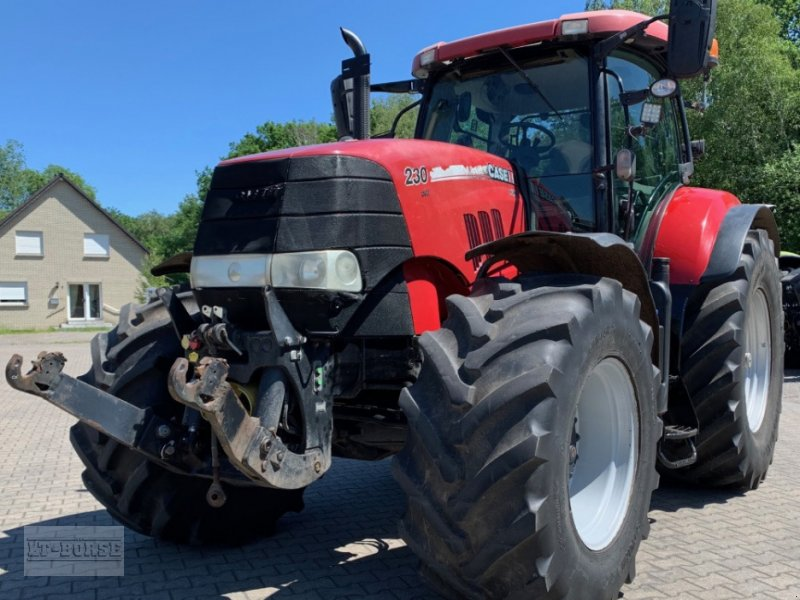 Traktor a típus Case IH PUMA CVX 230 Allrad, Gebrauchtmaschine ekkor: Bramsche (Kép 1)