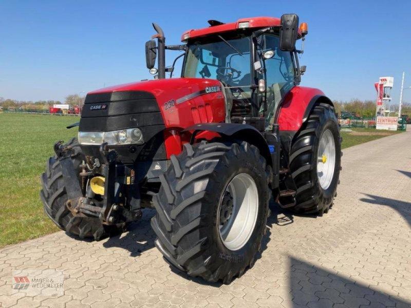 Traktor des Typs Case IH PUMA CVX 230 MIT FRONTZAPFWELLE, Gebrauchtmaschine in Oyten (Bild 1)