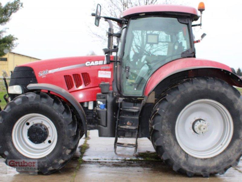 Traktor типа Case IH Puma CVX 230 Profi EHR, Gebrauchtmaschine в Leipzig OT Engelsdorf (Фотография 1)