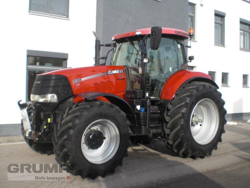 Traktor типа Case IH Puma CVX 230, Gebrauchtmaschine в Friedberg-Derching (Фотография 1)