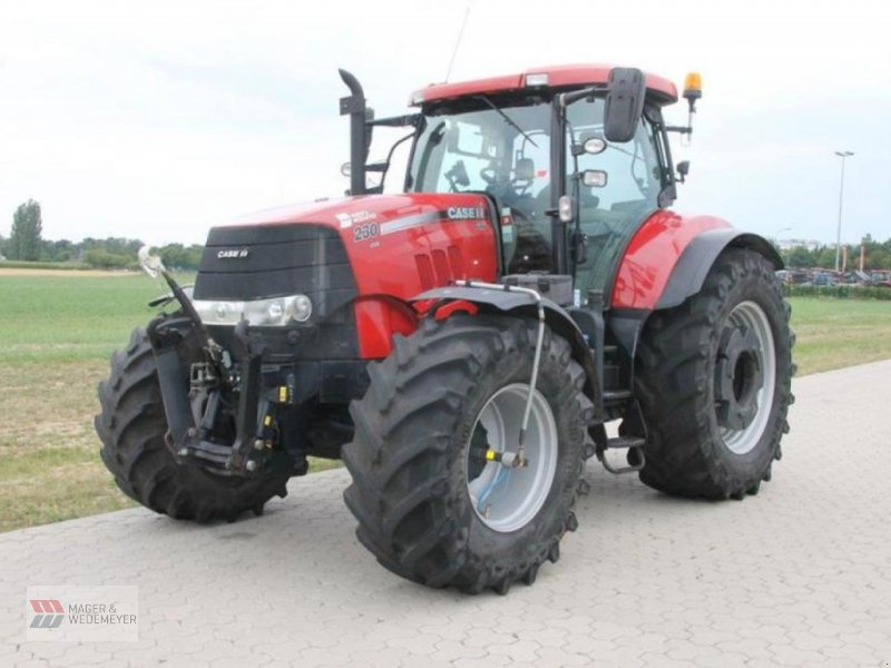 Traktor типа Case IH PUMA CVX 230, Gebrauchtmaschine в Oyten (Фотография 1)