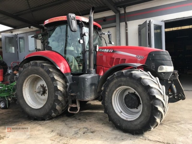 Traktor типа Case IH PUMA CVX 230, Gebrauchtmaschine в Gottenheim (Фотография 1)