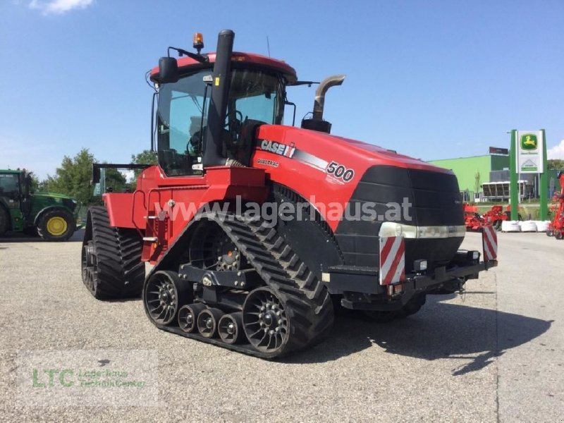 Traktor des Typs Case IH QUADTRAC 500, Gebrauchtmaschine in Korneuburg (Bild 1)