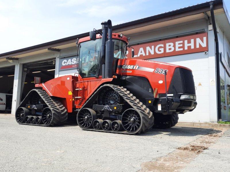 Traktor des Typs Case IH Quadtrac 535, Gebrauchtmaschine in Klempau (Bild 1)