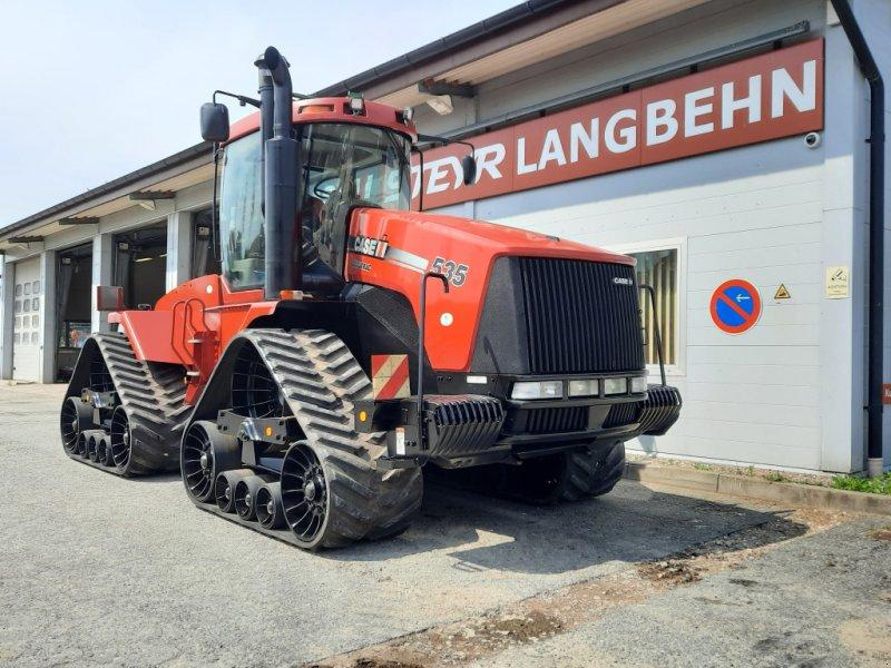 Traktor des Typs Case IH Quadtrac 535, Gebrauchtmaschine in Klempau (Bild 2)