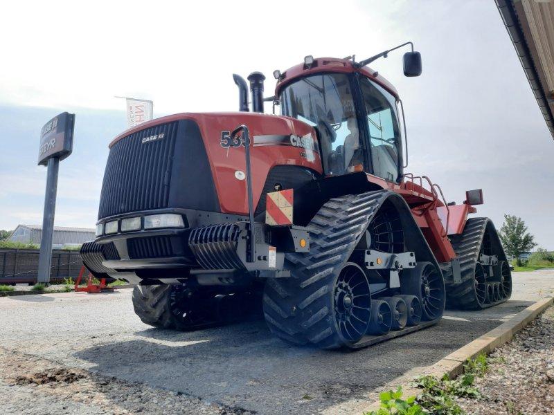 Traktor des Typs Case IH Quadtrac 535, Gebrauchtmaschine in Klempau (Bild 3)