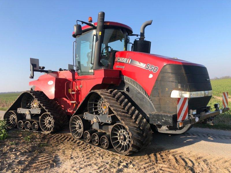 Traktor des Typs Case IH Quadtrac 550, Gebrauchtmaschine in Klempau (Bild 3)