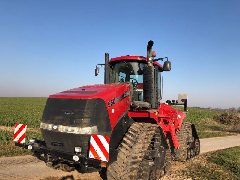Traktor des Typs Case IH Quadtrac 550, Gebrauchtmaschine in Klempau (Bild 5)
