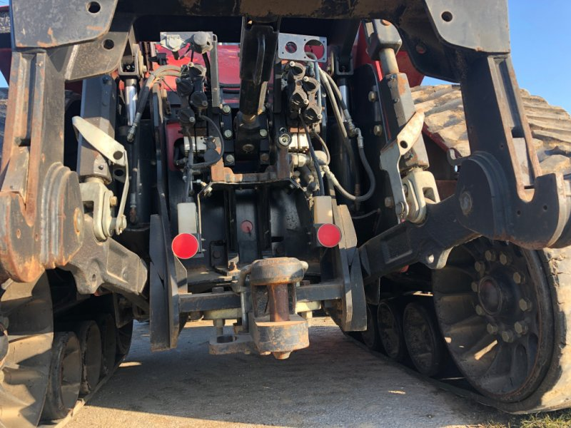 Traktor des Typs Case IH Quadtrac 550, Gebrauchtmaschine in Klempau (Bild 7)