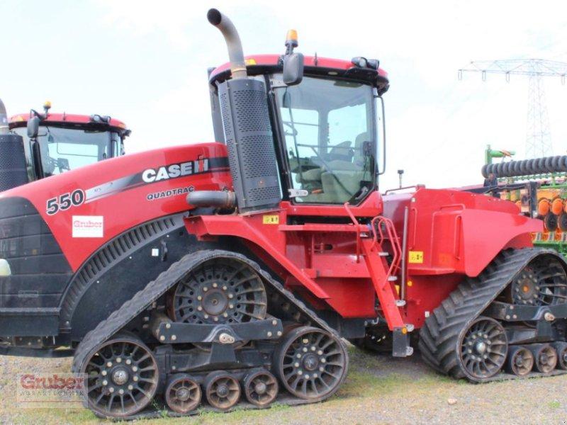 Traktor типа Case IH Quadtrac STX 550, Gebrauchtmaschine в Nordhausen OT Hesserode (Фотография 1)