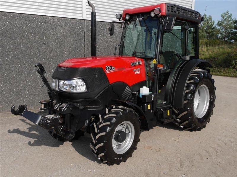 Traktor a típus Case IH Quantum 80 N, Gebrauchtmaschine ekkor: Aalborg SV (Kép 1)