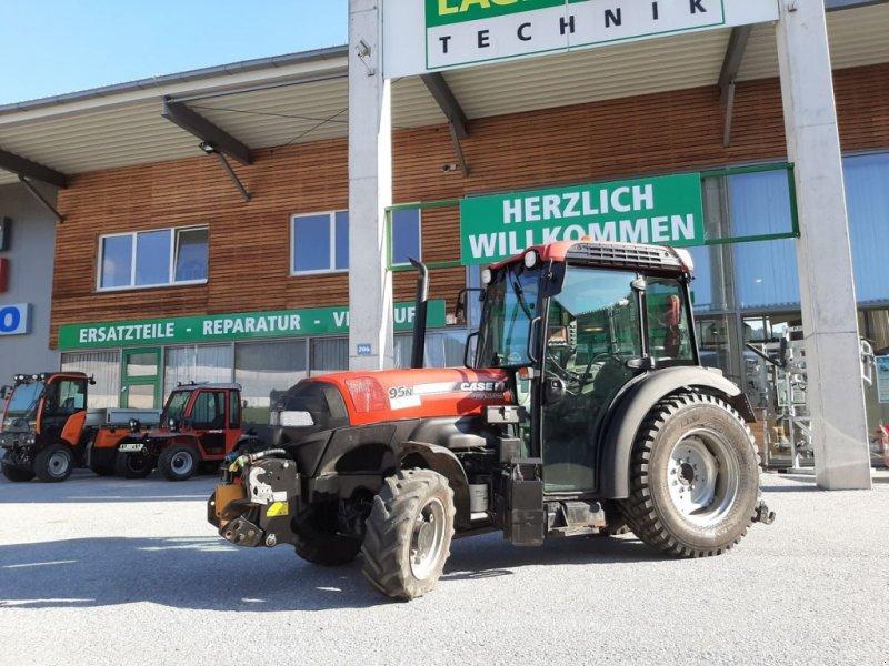 Traktor des Typs Case IH Quantum 95 N, Gebrauchtmaschine in Flachau (Bild 1)
