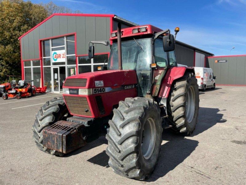 Traktor du type Case IH Tracteur agricole Maxxum 5140 Case IH, Gebrauchtmaschine en LA SOUTERRAINE (Photo 1)