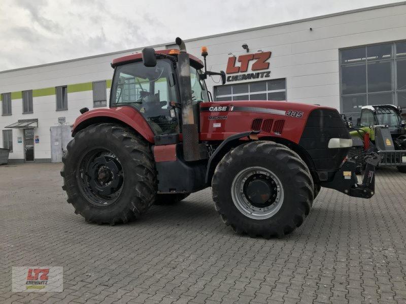 Traktor des Typs Case IH TRAKTOR MAGNUM 335, Gebrauchtmaschine in Hartmannsdorf (Bild 4)