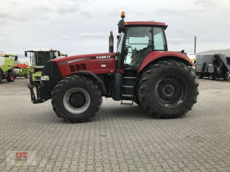 Traktor des Typs Case IH TRAKTOR MAGNUM 335, Gebrauchtmaschine in Hartmannsdorf (Bild 1)