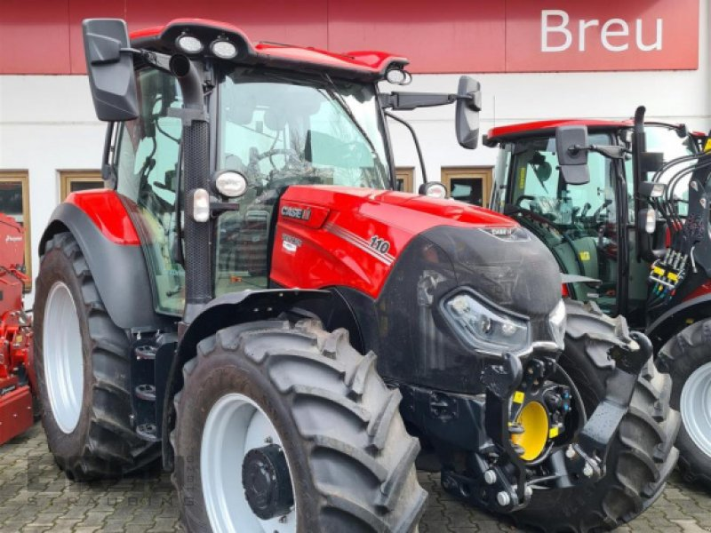 Traktor des Typs Case IH Vestrum 110 CVXDrive, Gebrauchtmaschine in Straubing (Bild 1)