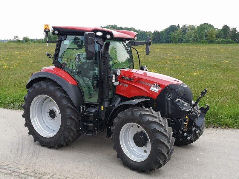Traktor des Typs Case IH Vestrum 130 CVX, Ausstellungsmaschine in Frauenfeld (Bild 1)