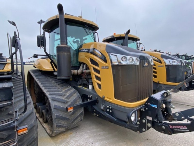 Traktor des Typs CHALLENGER MT 775 E, Gebrauchtmaschine in Grantham (Bild 1)