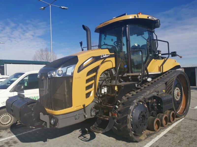 Traktor tip CHALLENGER MT 775 E, Gebrauchtmaschine in Orţişoara (Poză 1)