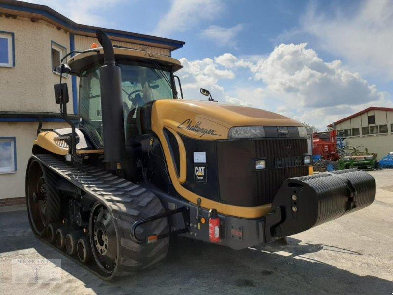 Traktor типа CHALLENGER MT 865 + Lemken Rubin Gigant 12S/1200, Gebrauchtmaschine в Pragsdorf (Фотография 6)
