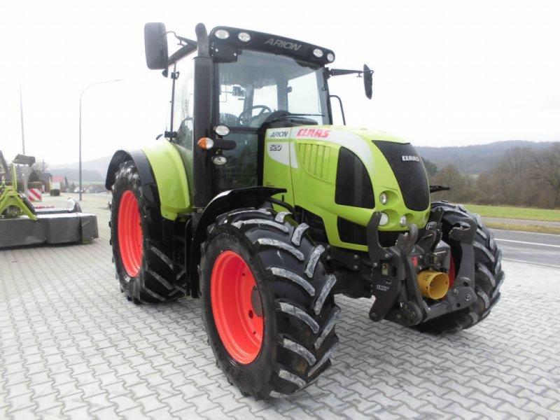 Traktor des Typs CLAAS -SONDERPREIS- ARION 520 CIS, Gebrauchtmaschine in Birgland (Bild 1)