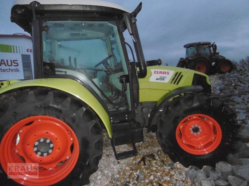 Traktor a típus CLAAS 330 C, Neumaschine ekkor: Geiersthal (Kép 3)
