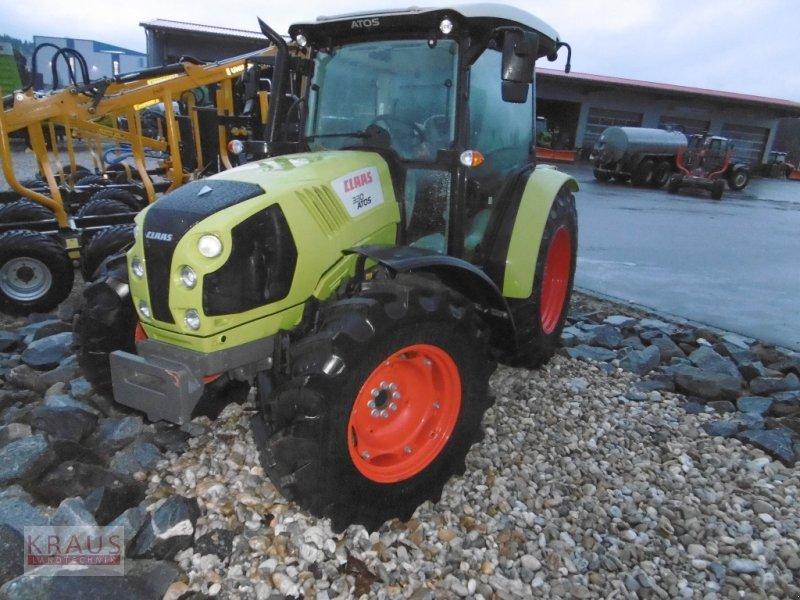 Traktor a típus CLAAS 330 C, Neumaschine ekkor: Geiersthal (Kép 1)