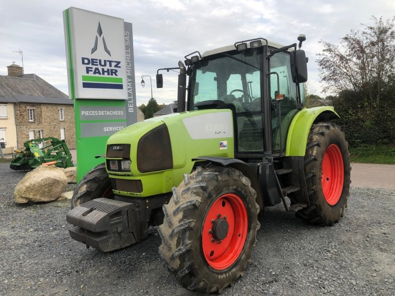 Traktor des Typs CLAAS Arès 616 Rc, Gebrauchtmaschine in LE TRONQUAY (Bild 1)
