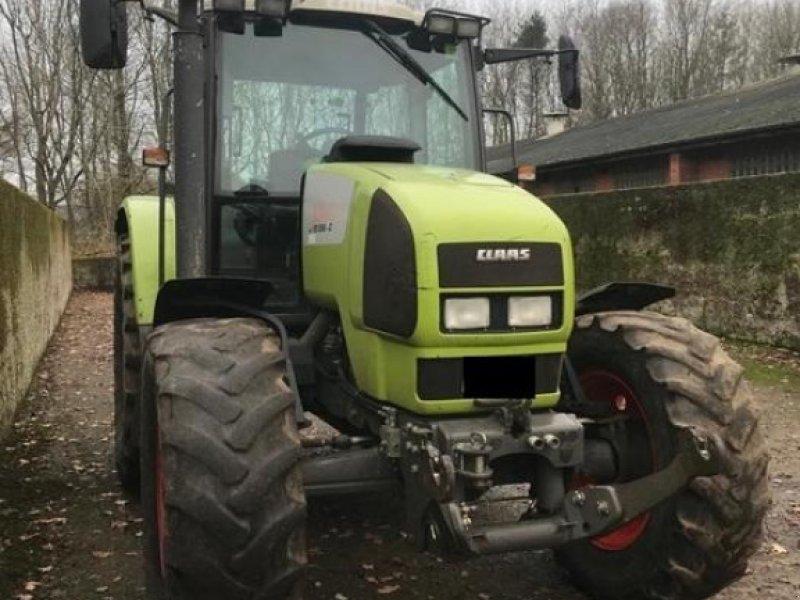 Traktor des Typs CLAAS Ares 556 RZ, Gebrauchtmaschine in Kisdorf (Bild 1)