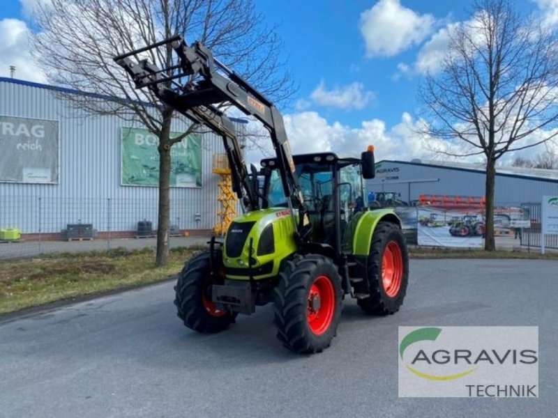 Traktor of the type CLAAS ARES 557 ATX PROFI, Gebrauchtmaschine in Meppen (Picture 1)