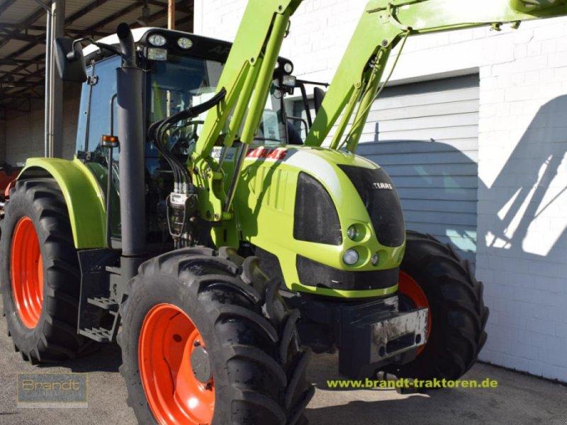 Traktor типа CLAAS Ares 557 ATZ, Gebrauchtmaschine в Bremen (Фотография 1)