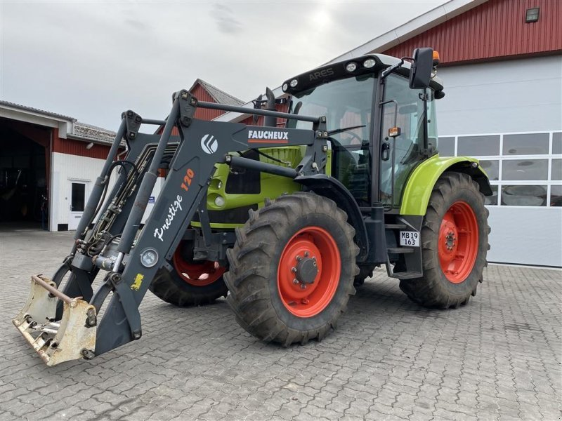 Traktor a típus CLAAS Ares 557 KUN 3100 TIMER OG AFFJEDRET KABINE!, Gebrauchtmaschine ekkor: Aalestrup (Kép 1)